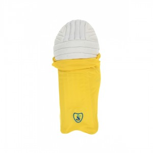 Batting Pads Clads-Yellow-Mens