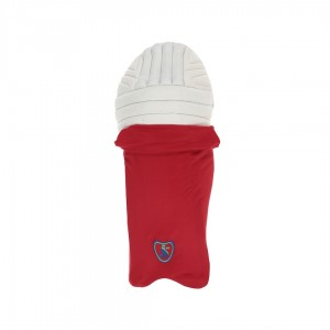 Batting Pads Clads-Red-Youth