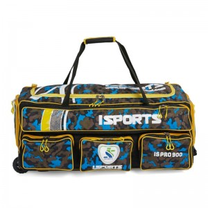 Isports Pro 900 Wheelie Kit Bag