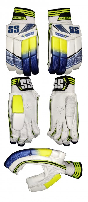 SS PLATINO BATTING GLOVES MRH