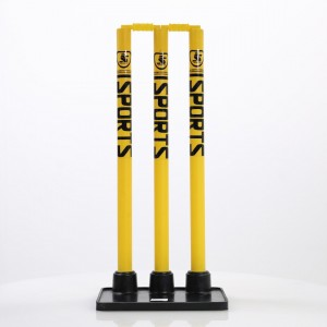 Stumps with rubber base (removable)