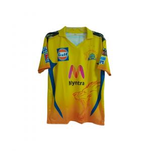 IPL JERSEY 2021- CSK