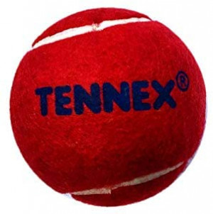 TENNEX HARD CRICKET TENNIS BALL 6PCS
