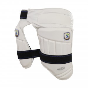 Isports double thigh guard RS18 edition