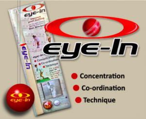 The Eye-In - Improve your batting!