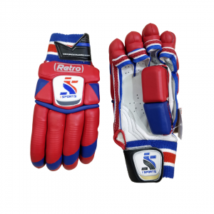 IS RETRO BATTING GLOVES